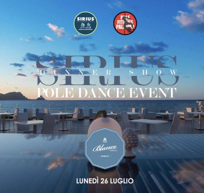 SIRIUS FITNESS NIGHT + POLE DANCE EVENT